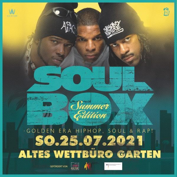 Soul Box - Summer-Edition