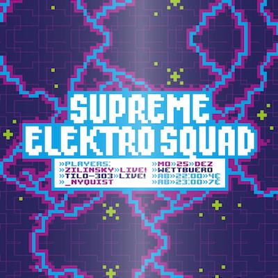 Supreme Elektro Squad