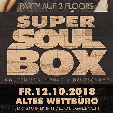 Super SoulBox - Home-Edition